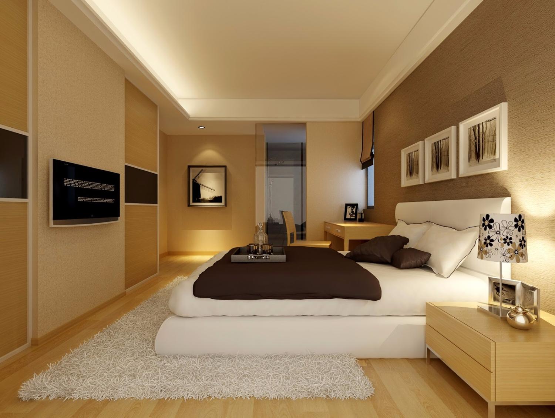 Trần nhà thạch cao phòng ngủ P3